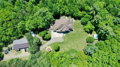 Chippewa Falls Single Family Home For Sale: 11140 County Highway X