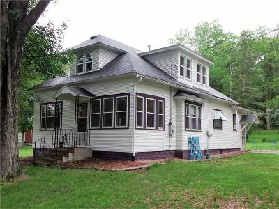 Barron County Single Family Home Active Under Contract: 114 Bluff Avenue S