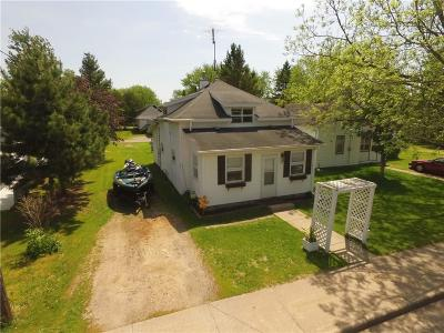 Barron County Single Family Home Active Under Contract: 116 Maple Street N