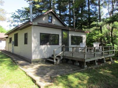 Barron County Single Family Home For Sale: 692 26 1/2 27th Street