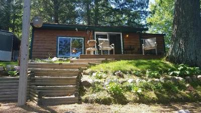 Barron County Single Family Home For Sale: 870 & 872 15th Avenue #A