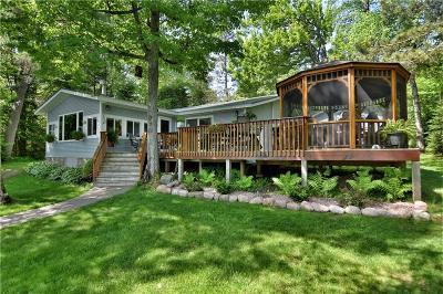 Hayward Single Family Home For Sale: 12299 W Daggetts Road