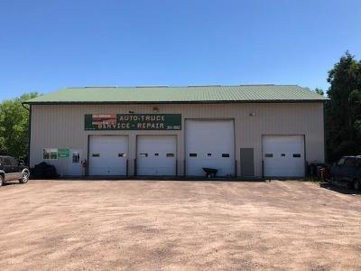 Birchwood Commercial For Sale: 905 E Hwy 48