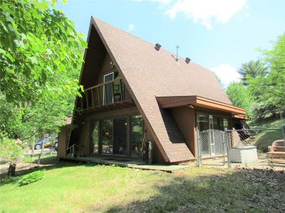 Chetek Single Family Home Active Under Contract: 2458 10 1/8 Avenue