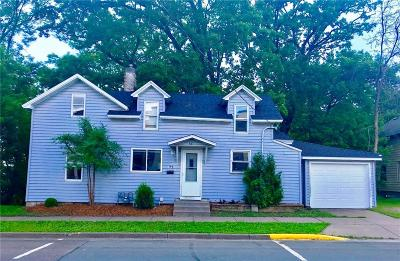 Menomonie Single Family Home For Sale: 501 2nd Street W #1