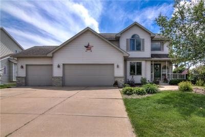 Eau Claire Single Family Home Active Under Contract: 4507 S Oakwood Hills Parkway