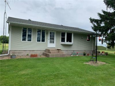 Menomonie Single Family Home For Sale: E809 Hwy P