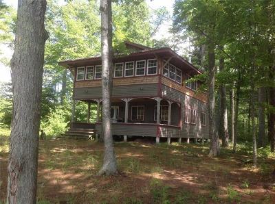 Birchwood Single Family Home For Sale: N2069 Kemp Road