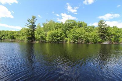 Birchwood Single Family Home For Sale: N 2622 Shore Line Rd