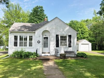 Frederic Single Family Home Active Under Contract: 201 Polk Avenue S