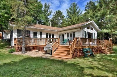 Single Family Home For Sale: N13742 County Highway I