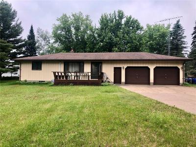 Barron County Single Family Home For Sale: 2607 7 1/4 Avenue