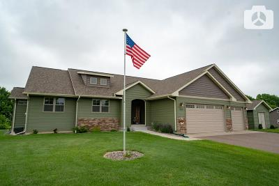 Menomonie Single Family Home Active Under Contract: 993 Canyon Road