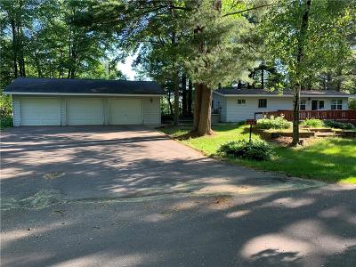Barron County Single Family Home For Sale: 825 25 1/2 Street