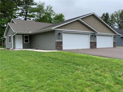 Menomonie Multi Family Home For Sale: 1758 Hemlock Avenue #2