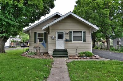 Rice Lake Single Family Home Active Under Contract: 19 Phipps Avenue