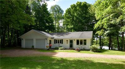 Birchwood Single Family Home Active Under Contract: W1899 Stowe Road