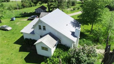 Grantsburg Single Family Home For Sale: 11380 County Rd D