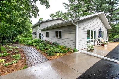 Jackson County Single Family Home For Sale: N6500 Riverview Drive