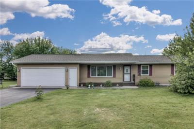 Chippewa Falls Single Family Home Active Under Contract: 4230 125th Street
