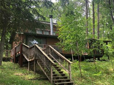 Danbury Single Family Home For Sale: 31018 Pine Lane