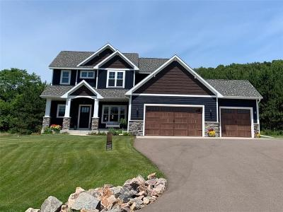 Eau Claire Single Family Home For Sale: S4576 Bartusch Road
