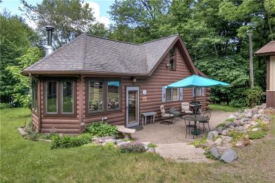 Single Family Home For Sale: 6165 N Lakeshore Drive