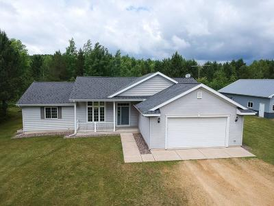 Colfax Single Family Home For Sale: N9811 550th Street