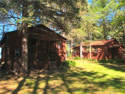 Single Family Home For Sale: 10195n Filter Bay Road