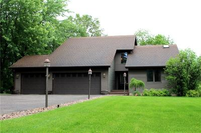 Chippewa Falls Single Family Home Active Under Contract: 17957 45th Avenue