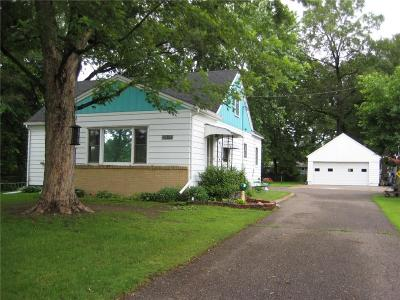 Chippewa Falls Single Family Home For Sale: 2873 Hwy Oo