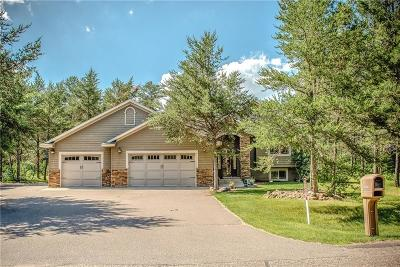 Chippewa Falls Single Family Home Active Under Contract: 6520 188th Street