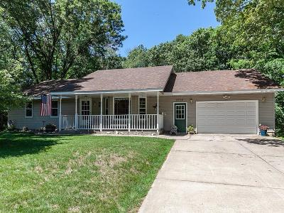 Menomonie Single Family Home Active Under Contract: 2717 5th Street E