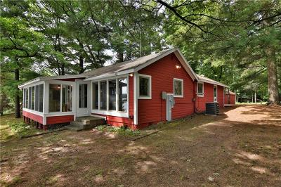 Webster Single Family Home For Sale: 24794 Larrabee Subdivision Road