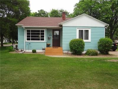 Chippewa Falls Single Family Home Active Under Contract: 634 W Elm Street