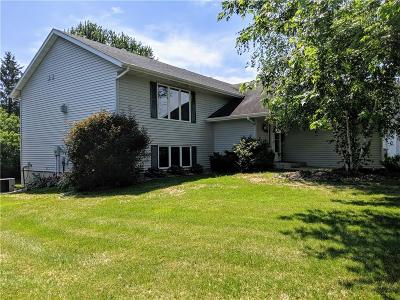 Chippewa Falls Single Family Home For Sale: 1707 Whitetail Drive