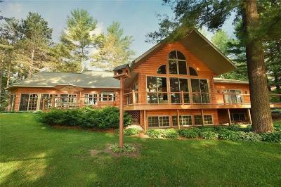 Webster Single Family Home For Sale: 24542 Gatten Point Road