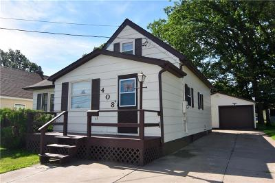 Rice Lake Single Family Home Active Under Contract: 408 E Sawyer Street