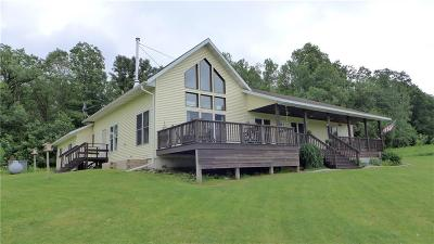 Birchwood Single Family Home For Sale: N944 Hwy T