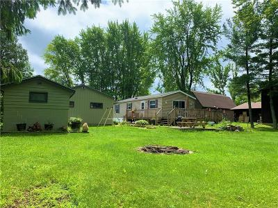 Single Family Home For Sale: N917 State Highway 40