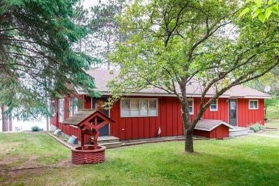 Minong Single Family Home For Sale: 15925 S Downs Road