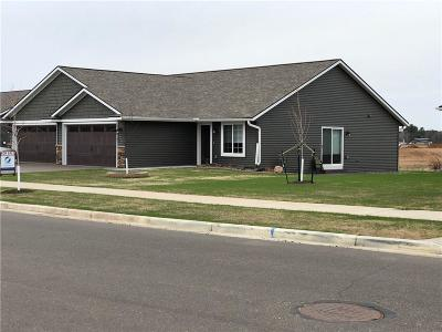 Barron County Single Family Home For Sale: 2833 Camelot Circle