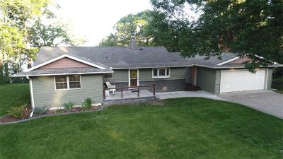 Chippewa Falls Single Family Home For Sale: 5658 183rd Street