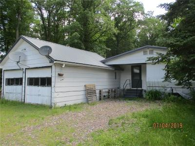 Birchwood Single Family Home For Sale: 16286w Hwy 48
