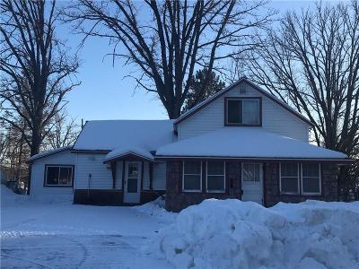 Birchwood Single Family Home For Sale: 3034n County Road F