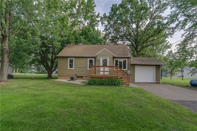Chippewa Falls Single Family Home Active Under Contract: 12037 30th Avenue