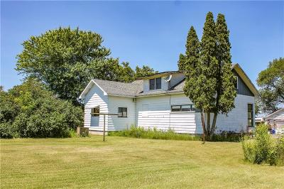 Chippewa Falls Single Family Home For Sale: 3436 County Hwy P