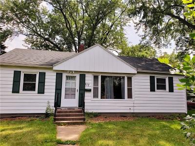 Chippewa Falls Single Family Home For Sale: 117 Duncan Street