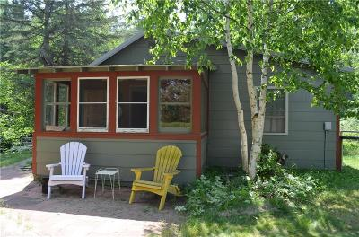 Single Family Home For Sale: 14385 Cranberry River Rd.