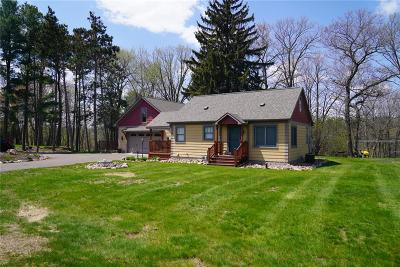 Single Family Home For Sale: 13414 County Highway S Highway
